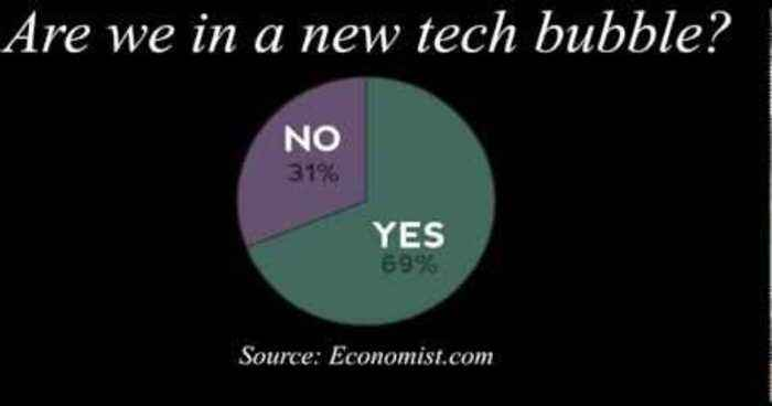 Are we in a new tech bubble? | The Economist