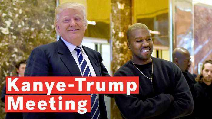 Kanye West's Top Quotes From His Meeting With Trump