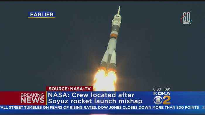 Booster Rocket Failure Prompts Emergency Landing, 2 Astronauts In Good Condition