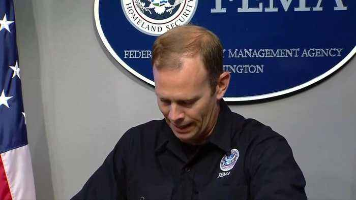 Power could be out for weeks: FEMA