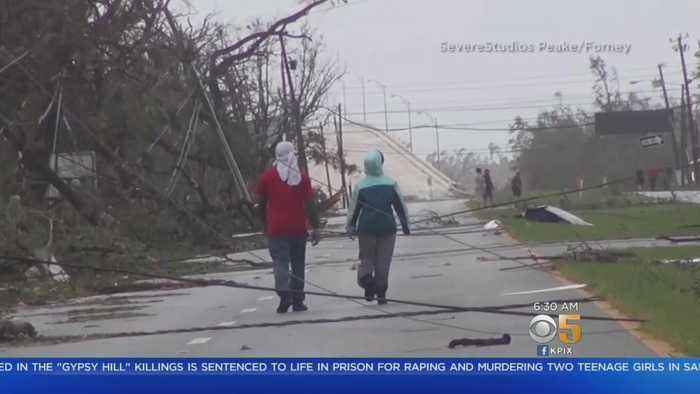 Hurricane Michael Leaves Widespread Destruction In Southeast