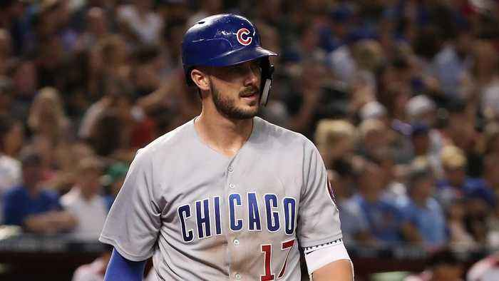Chicago Cubs 3B Kris Bryant Turned Down $200M Extension