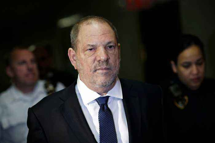 DA tosses charges relating to one accuser in Harvey Weinstein case after incriminating info came to light