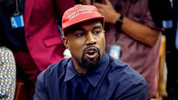 News video: Kanye West Sings Trump's Praises in Controversial Meeting About Musician Pay, Social Issues and More