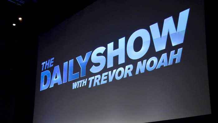 'The Daily Show' Finds Its Newest Correspondent