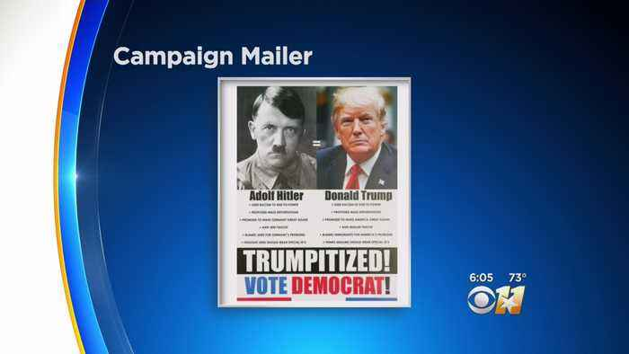 Dallas County Commissioner Compares President Trump To Adolf Hitler In Flier