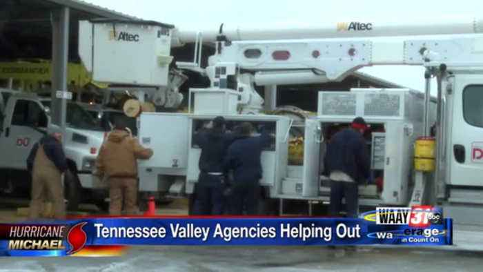 News video: Tennessee Valley agencies helping out