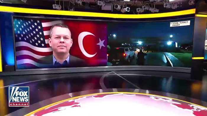 Report: Turkey Orders Release Of Pastor Andrew Brunson