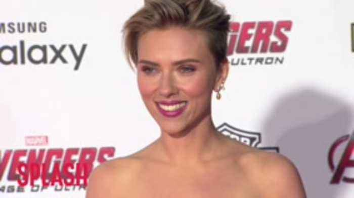 Scarlett Johansson 'to earn $15m for Black Widow movie'