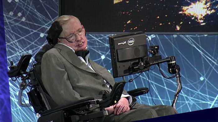 Stephen Hawking's Final Paper Has Been Published Online