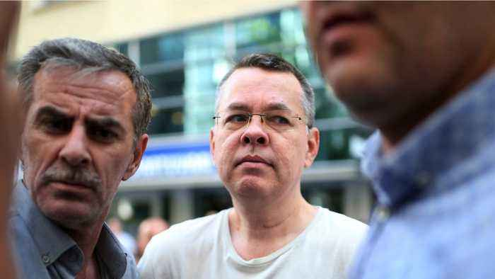 Pastor Andrew Brunson Released By Turkish Court