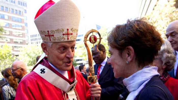 Pope Francis accepts Cardinal Wuerl's resignation