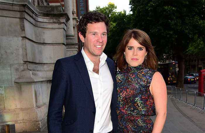 Princess Eugenie marries Jack Brooksbank