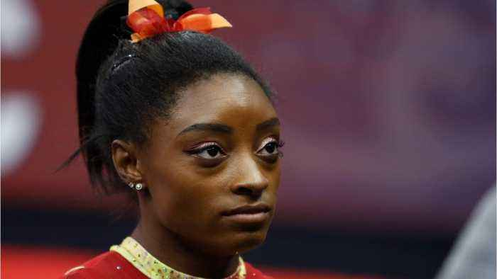 Simone Biles Unveils New Vault No Woman Has Ever Done Before, Remains Invincible