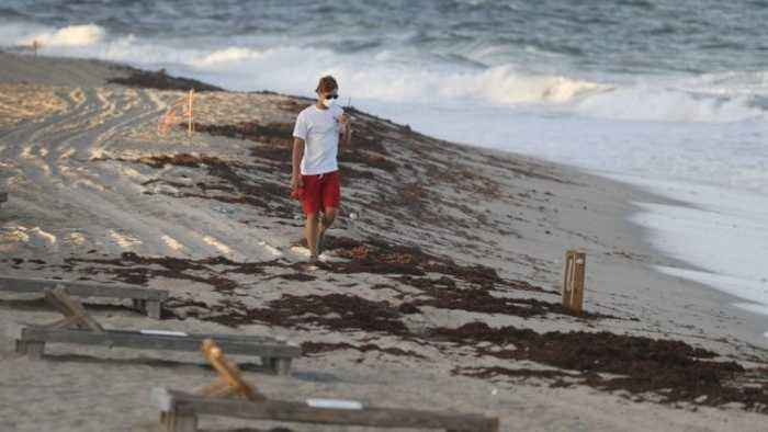 Hurricane Michael Shifts Red Tide Back To FL Gulf Coastline