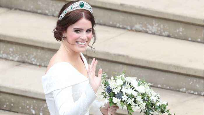 Everyone on Twitter is making the same 'Harry Potter' joke about Princess Eugenie's wedding