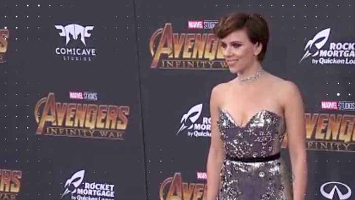 Scarlett Johansson Gets 15 Million, But Men Still Earn More