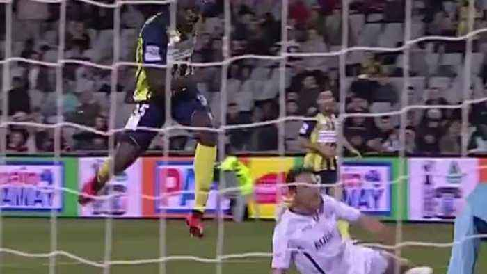 The Fast Man Alive Usain Bolt Scores First Soccer Goal — This Is So Awesome!