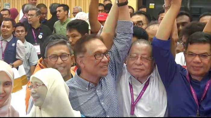 Malaysia's Anwar Ibrahim wins parliamentary by-election