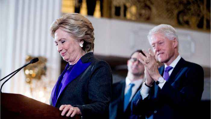 Hillary Clinton: My Husband And Monica Lewinsky