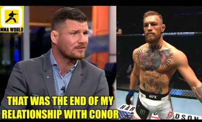 Conor McGregor sent me abusive and threatening message after i said Alvarez will beat him,Iaquinta