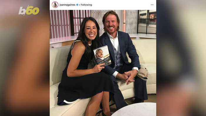 Chip and Joanna Gaines Might Be Moving The Magnolia Headquarters