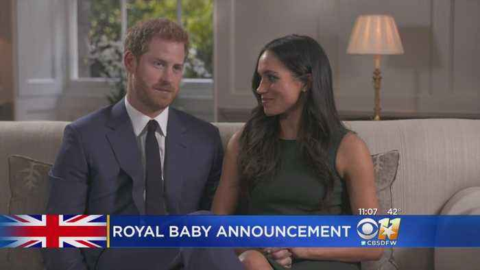 Special Delivery: Prince Harry And Meghan Expecting Their 1st Baby