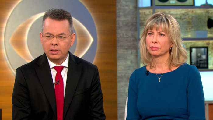 Pastor Andrew Brunson: 'The problem is that I wasn't interrogated' in Turkey