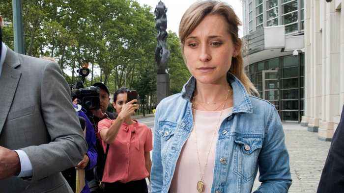 'Smallville's Allison Mack Granted Time to Run Errands While Awaiting Trial