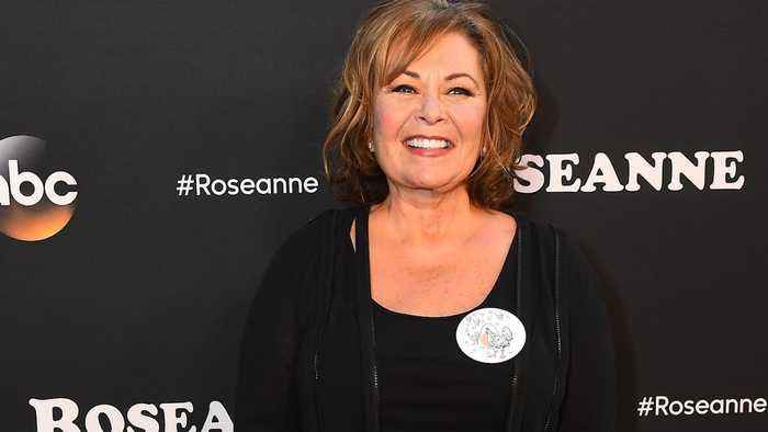 Roseanne Barr and her Rabbi React to 'The Conners' by Calling it 'Grim and Morbid'