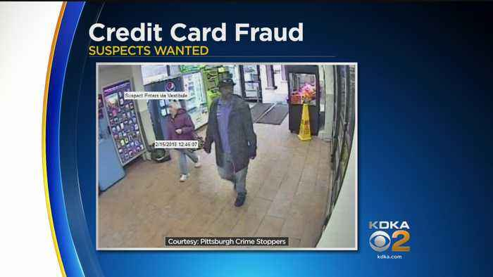 Crime Stoppers: Unsolved Credit Card Fraud Case