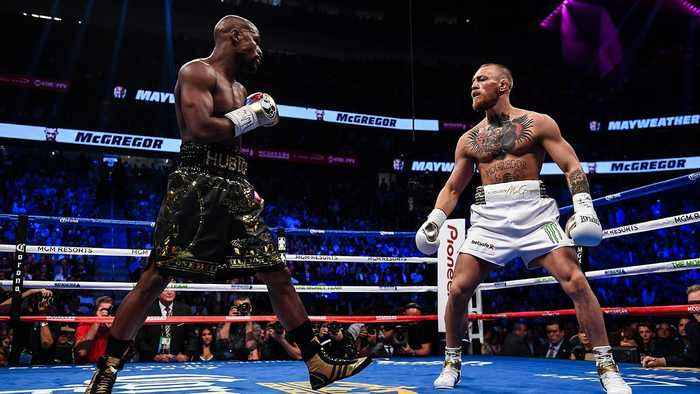 Floyd Mayweather Says He's Ready for a Conor McGregor Rematch