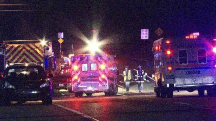 VIDEO Schuylkill man hit, killed by car on Route 61 had fallen onto road