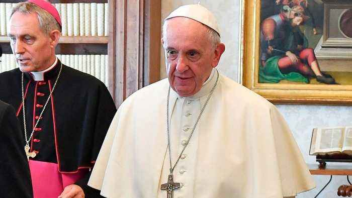 Pope Francis Invited To North Korea