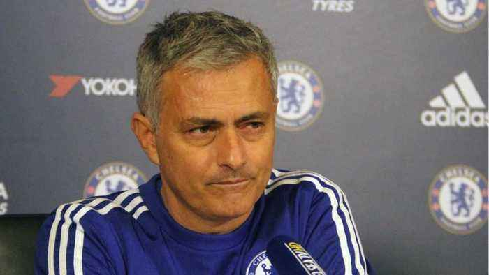 José Mourinho Charges At Chelsea Team After Staff Member Celebrated In Front Of Him