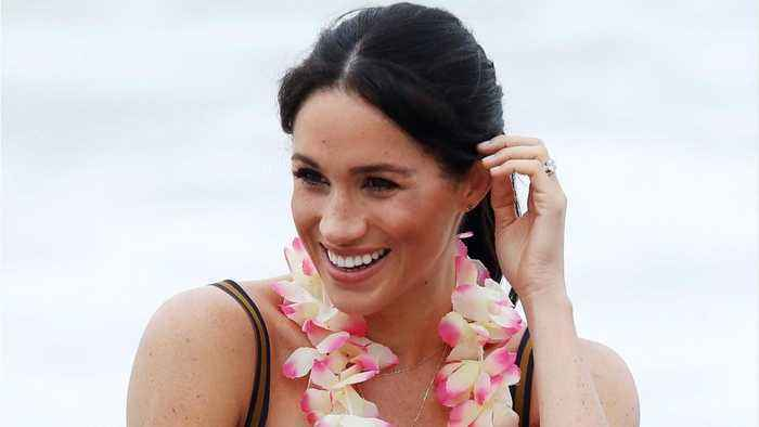 Meghan Markle's Father Reacts To Pregnancy