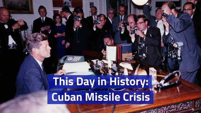 This Day in History: Cuban Missile Crisis