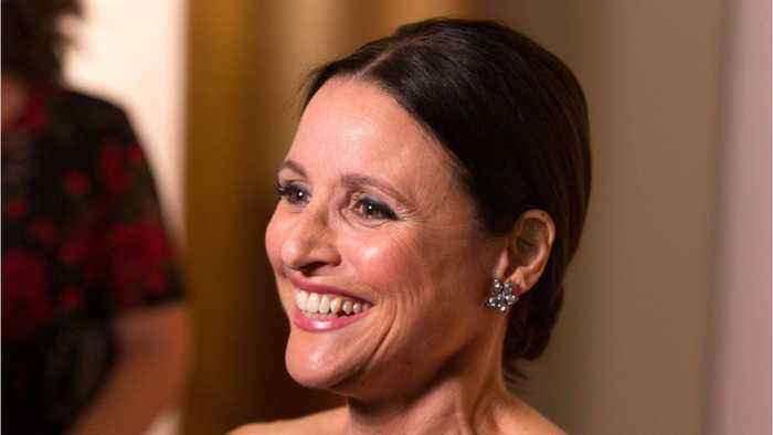 Julia Louis-Dreyfus Honored For Career In Comedy