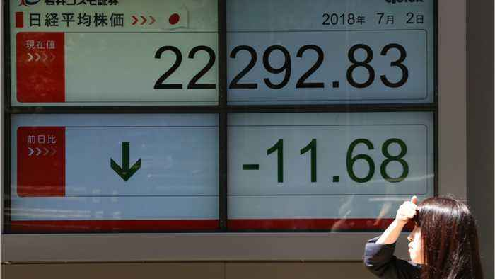 Global Stocks On Major Losing Streak