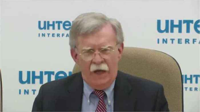 John Bolton Is Enjoying His New Found Influence