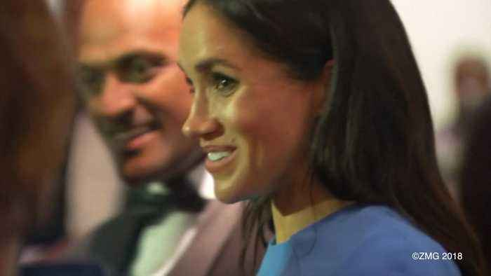Meghan Markle Reportedly Compared Pregnancy to Jet Lag