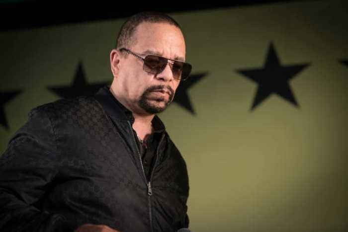 Ice-T Arrested for Toll Evasion