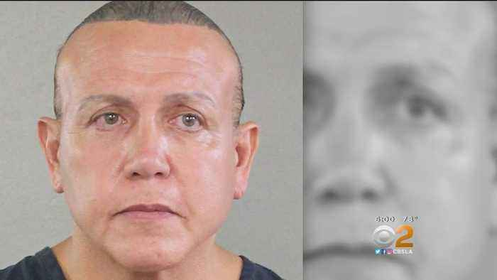 Suspected Mail Bomber Cesar Sayoc: What We Know So Far