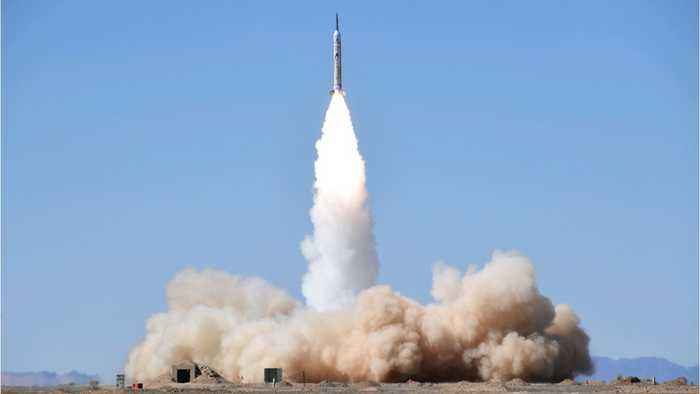 Chinese Private Rocket Fails Its Goal