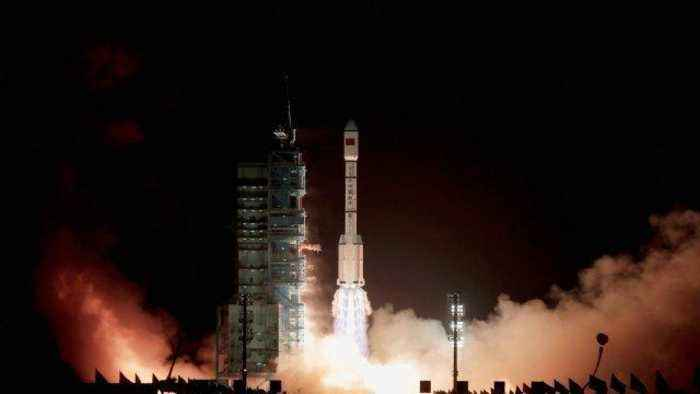 1st Chinese Attempt to Reach Orbit on Private Craft Fails