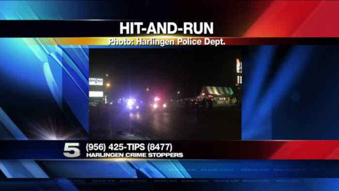 Harlingen Police Searching for Suspect Wanted in Auto-Pedestrian Hit-and-Run