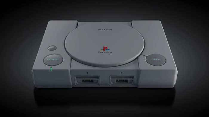 PlayStation Classic - Full Game Line-Up Trailer