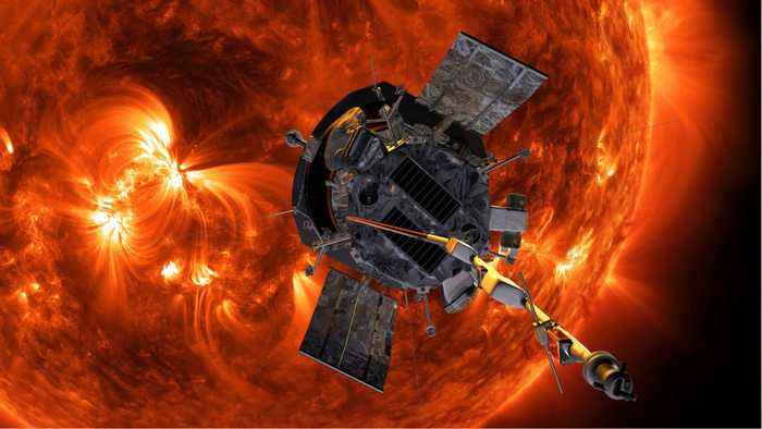Parker Solar Probe Begins First Stage Of Mission