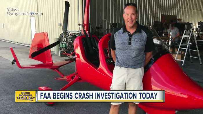 Pilot in Sebring gyrocopter crash identified