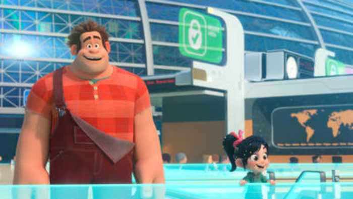 'Ralph Breaks the Internet' trailer